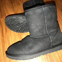 Ugg Classic Ii Suede Sheepskin Boots Big Kids Size 5 Photo
