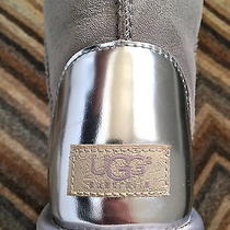 Ugg Classic Short Metallic Photo