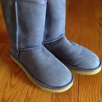 Ugg Classic Short Purple Photo