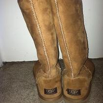 Ugg Classic Tall Chestnut Photo