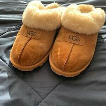 Ugg Coquette Slippers Chestnut Size 9 Photo