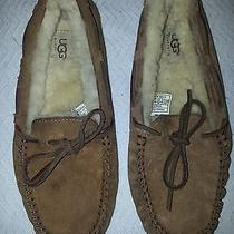 Ugg Dakota Chestnut Womens Slipper Shoe Size 8 in Good Condition  Photo