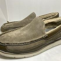Ugg Fascot Indoor/outdoor Wool Slipper in Dark Fawn (Taupe) Size 13 Msrp 139.95 Photo