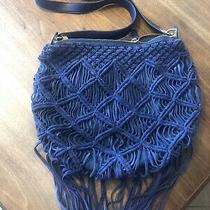 Ugg Fringe Purse Purple Photo