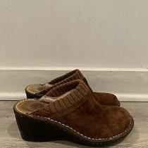 Ugg Gael 1934 Women's Mules Shoes Size U.s. 6 Chestnut Brown - Brand New Photo