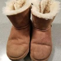Ugg Genuine Sheepskin Kandice Short Boot Size 13 Photo