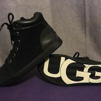 Ugg  Girl's Shoes Leather Laces Size 13 Photo
