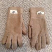 Ugg Gloves Size Large  Photo