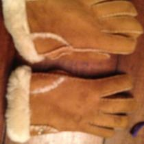 Ugg Gloves Size Small Photo