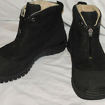 Ugg Gore-Tex Black Short Boots Size 7 Photo