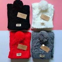 Ugg Hat and Scarf Sets  Photo