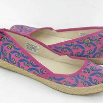 Ugg Indah Marrakech Raspberry Flats Womens Size 7.5 M New 70 Photo