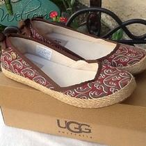 Ugg Indah Marrakech Slip on Womens Size 5 Photo