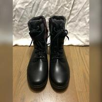 Ugg Kesey Waterproof Black Womans Boots Brand New Authentic Size 8.5 1005264 Photo