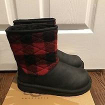 Ugg Kids Geyser Boot Size 3 Bnib Brand New Photo