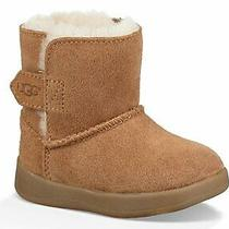 Ugg Kids I Keelan Boot Chestnut Size 2.0 Jci7 Photo