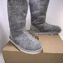 Ugg Kids' Sequin Knit Boots  Photo