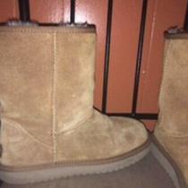 Ugg Koolaburra Boots Chestnut Size Women 8 Photo