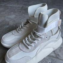 Ugg La Cloud Hi Trainer Sneaker Gardenia 1108914 Women's Size 8 New Photo