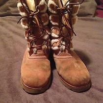 Ugg Lace-Up Boots Photo