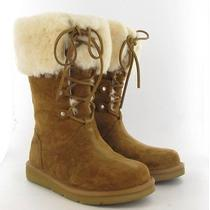 Ugg Lace Up Boots Photo