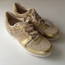 Ugg  Leather Fashion Sneakers Size 8 Photo