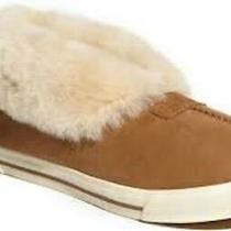 Ugg Lexi Chestnut Slippers 1870 Brown Suede Sheepskin Ankle High Size 7 Womens Photo