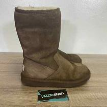 Ugg - Lil Sunshine Brown Boots - Youth 3 - 5948 Photo