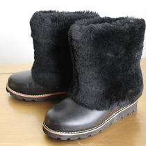 Ugg Maylin Black Suede Boot Us 6 Photo
