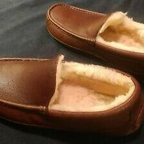 Ugg Men's Ascot Slippers China Tea Waterproof Mens 10 Excellent Photo