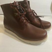 Ugg Mens Ritter Boot 1099529 Waterproof Size 13 Cordovan Boots Brand New Photo