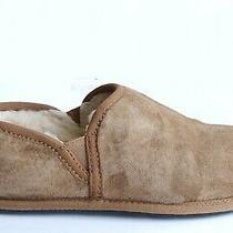 Ugg Men's Scuff Romeo Ii Casual Suede Slipper Loafers Chestnut Size 8 Photo