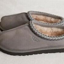 Ugg Men's Tasman Slippers Size 8 Seal Nwob Photo