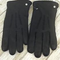 Ugg Mens Wrangell Smart Glove in Black Size M Photo