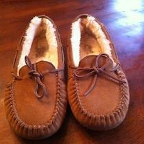 Ugg Moccasins Size 4 Photo