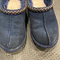 Ugg Navy Blue  Slippers Tasman Size 13 Photo