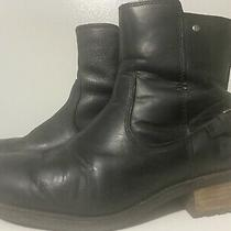 Ugg Orion Boots - Black - Size 8 Photo