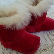 Ugg Red Infant Boots  Photo