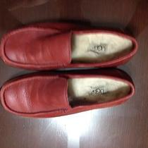 Ugg Red Shoes 8 Photo