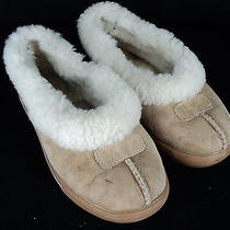 Ugg Rylan Womens 6 Leather Slipper/sneaker Photo