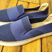 Ugg Sammy Knit  Royal Blue Slip on Casual Sneakers 1016756 Photo