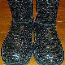 Ugg Sequin Boots Photo