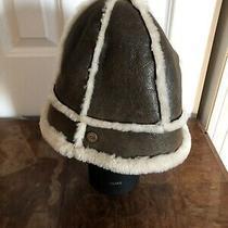 Ugg Shearling Bucket Hat O/s Photo