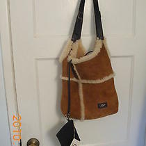 Ugg Sheepskin Shoulder Bag Photo