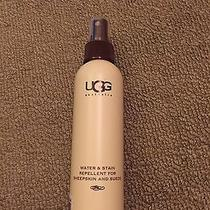 Ugg Sheepskin/suede Water and Stain Repellent Photo