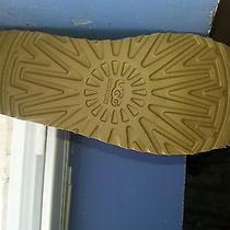 Ugg Shoes 5 Beige Photo