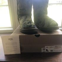 Ugg Size 10 Womens Camo Boots Photo