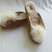 Ugg Slippers Lamb Shearling 7 Wool Lined Uggpure Slides Furry  Photo