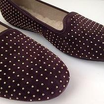Ugg Studded Suede Sleepers Flats Shoes - Size Us 9.5 - New Photo