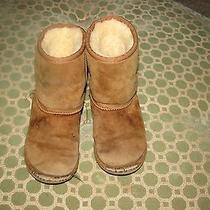 Ugg Suede Kids Boots Photo
